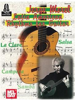 Jorge Morel: Latin American Rhythms For Guitar Books   Guitar