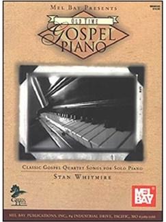 Old Time Gospel Piano Books   Piano