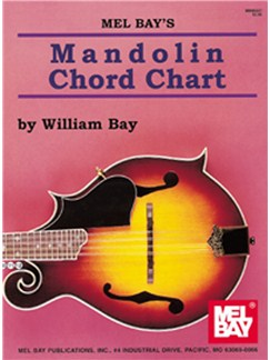 Mandolin Chord Chart  | Mandolin