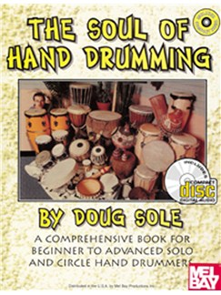 Soul Of Hand Drumming Perc Bk/Cd Books and CDs | Percussion