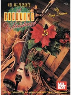 A Fiddling Christmas Books | Violin