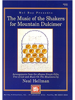 Music of the Shakers for Mountain Dulcimer Books | Dulcimer