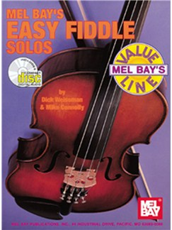Easy Fiddle Solos Books and CDs | Violin