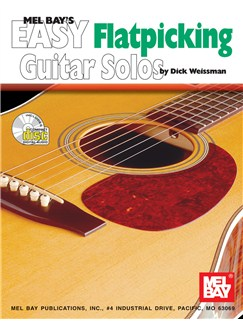 Easy Flatpicking Guitar Solos Books and CDs | Guitar, Guitar Tab