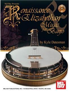 Renaissance and Early Music for Banjo Books and CDs | Banjo, Banjo Tab
