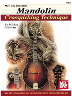 Mandolin Crosspicking Technique Books | Mandolin
