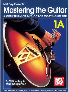 Mastering The Guitar Book 1A DVDs / Videos | Guitar