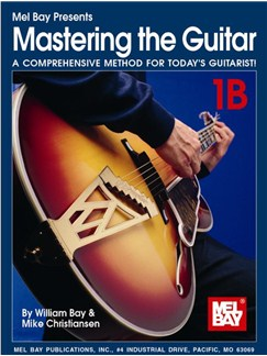 Mastering the Guitar Book 1B Books and CDs | Guitar, Guitar Tab