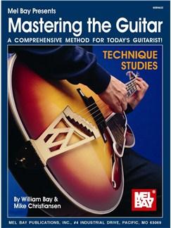 Mastering the Guitar - Technique Studies Books | Guitar, Guitar Tab