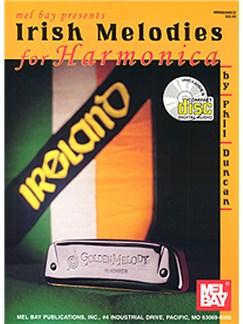 Irish Melodies for Harmonica Books and CDs | Harmonica