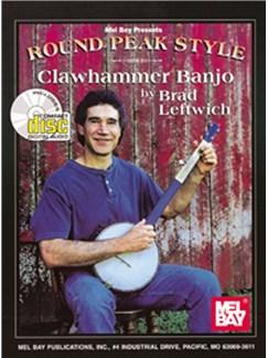 Round Peak Style Clawhammer Banjo Books and CDs   Banjo, Banjo Tab