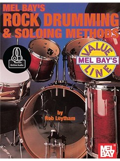 Rock Drumming & Soloing Methods Books | Percussion