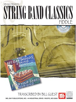 String Band Classics for Fiddle Books and CDs | Violin