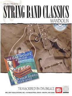 String Band Classics for Mandolin Books and CDs | Mandolin