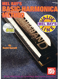Basic Harmonica Method Books and CDs | Harmonica