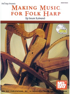 Making Music for Folk Harp Books and CDs | Harp