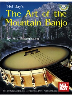 The Art of the Mountain Banjo Books and CDs | Banjo