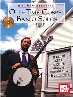 Old-Time Gospel Banjo Solos Books and CDs | Banjo, Banjo Tab