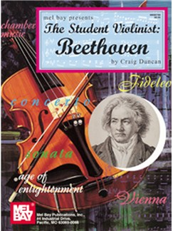 The Student Violinist: Beethoven Books | Violin