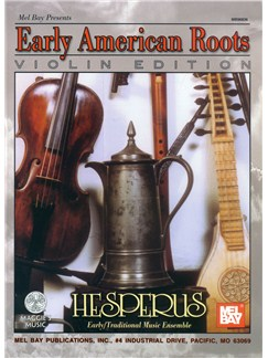 Early American Roots - Violin Edition Books | Violin