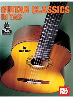 Guitar Classics In Tab Books | Guitar