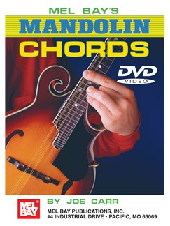 Joe Carr - Mandolin Chords DVD DVDs / Videos | Mandolin