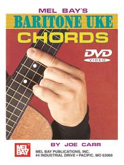 Baritone Uke Chords DVDs / Videos | Ukulele