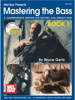 Mastering the Bass Book 1 Books and CDs | Bass Guitar