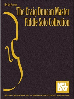 The Craig Duncan Master Fiddle Solo Collection Books | Violin
