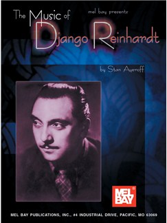 The Music Of Django Reinhardt - Forty Four Classic Solos Books | Guitar