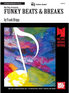 Funky Beats & Breaks (For Drumset) Books | Drums
