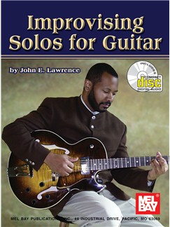 Improvising Solos for Guitar Books and CDs | Guitar, Guitar Tab