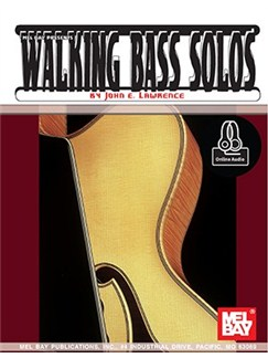 Walking Bass Solos [For Guitar] Books | Guitar
