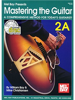 Mastering the Guitar Book 2A Books and CDs   Guitar
