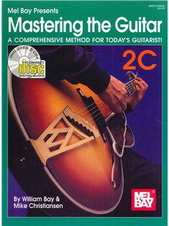 Mastering The Guitar Book 2C Books and CDs | Guitar