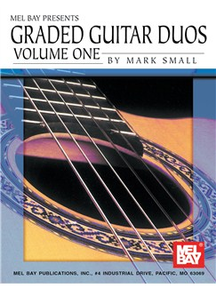 Mark Small: Graded Guitar Duos - Volume One Books | Classical Guitar Duet
