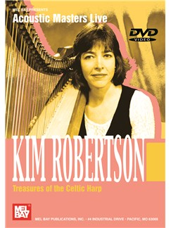 Kim Robertson: Treasures Of The Celtic Harp DVDs / Videos | Harp