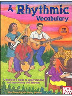 A Rhythmic Vocabulary Books and CDs | All Instruments