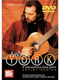 Andrew York DVDs / Videos | Guitar