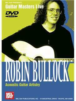 Bullock Robin Acoustic Guitar Artistry Dvd DVDs / Videos |