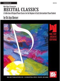 Recital Classics Books   Piano