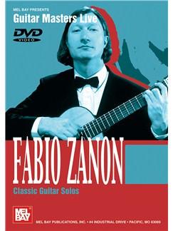 Fabio Zanon: Classic Guitar Solos DVDs / Videos   Guitar