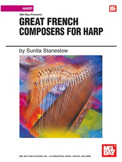 Great French Composers for Harp Books | Harp