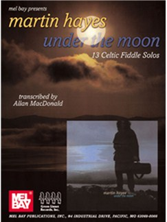 Martin Hayes - Under the Moon Books | Violin