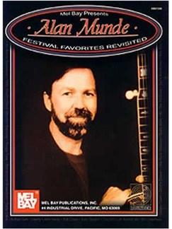 Alan Munde - Festival Favorites Revisited Books | Banjo, Banjo Tab
