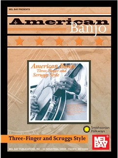 American Banjo:  Three-Finger and Scruggs Style Books | Banjo, Banjo Tab
