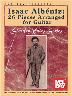 Isaac Albeniz: 26 Pieces Arranged for Guitar Books | Guitar