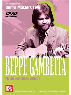 Beppe Gambetta: Flatpicking Guitar Artistry DVDs / Videos   Guitar