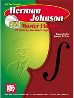 Herman Johnson Master Fiddler:39 Solos-America's Lgnd Fdlr Books and CDs | Violin