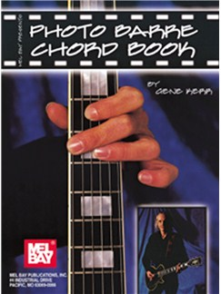 Photo Barre Chord Book Books | Guitar